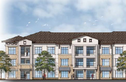 Trez Capital closes loan for new multifamily development in Arlington